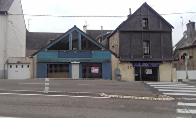 TEXT_PHOTO 0 - A Vendre local commercial de 115 m2 Quimper Locmaria