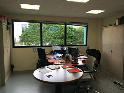 TEXT_PHOTO 4 - Plateau de bureau 178 m² zone de Kergaradec