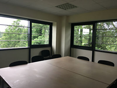 TEXT_PHOTO 5 - Plateau de bureau 178 m² zone de Kergaradec