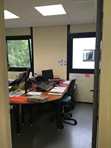 TEXT_PHOTO 6 - Plateau de bureau 178 m² zone de Kergaradec