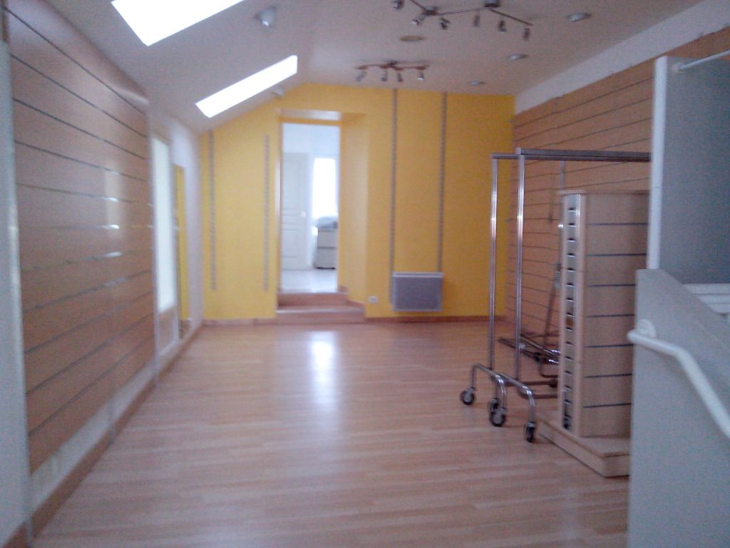 Location local commercial pont l abbe local commercial a louer pont l abbe cabinet pegase - Cabinet molina pont l abbe ...