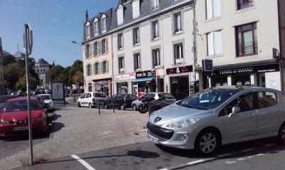 TEXT_PHOTO 0 - A louer 54 m2 de Bureau centre ville de Quimper