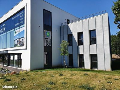 TEXT_PHOTO 0 - RELECQ KERHUON  A louer Local commercial  163 m2
