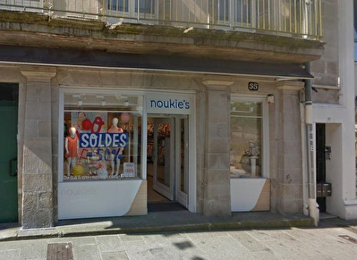 TEXT_PHOTO 0 - Local commercial Quimper 90 m2 rue Kéréon