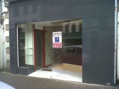 TEXT_PHOTO 0 - local commercial 75 m² Carhaix